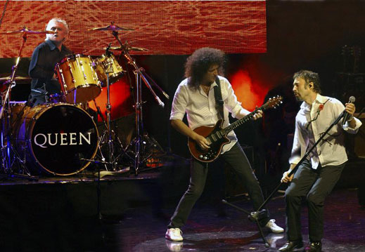 El guitarrista de Queen no sabia que Freddie Mercury era gay ---26/12